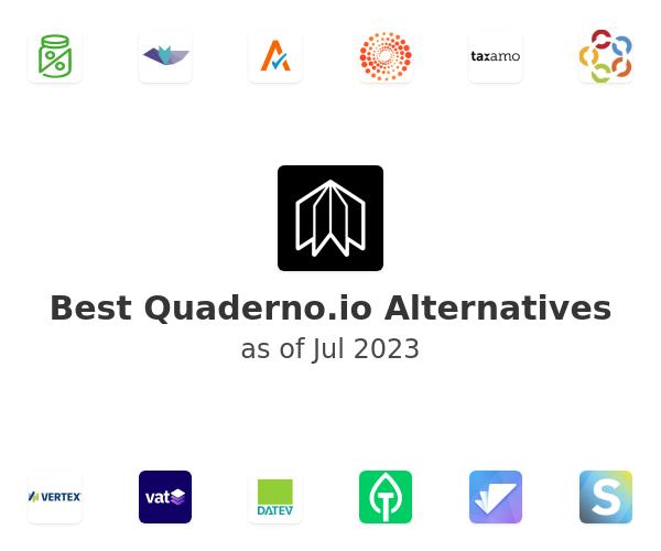 Best Quaderno.io Alternatives