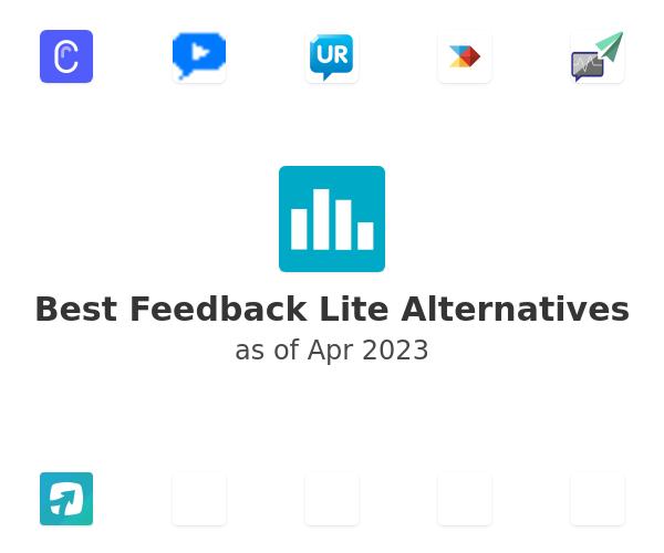 Best Feedback Lite Alternatives
