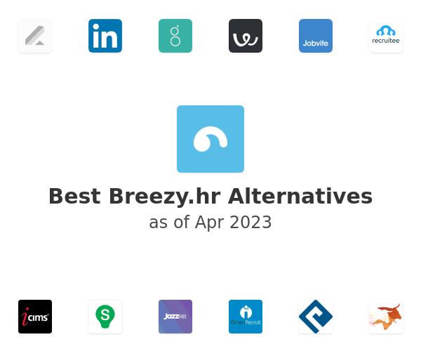 Best Breezy.hr Alternatives