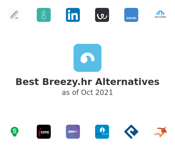 Best Breezy.hr Alternatives