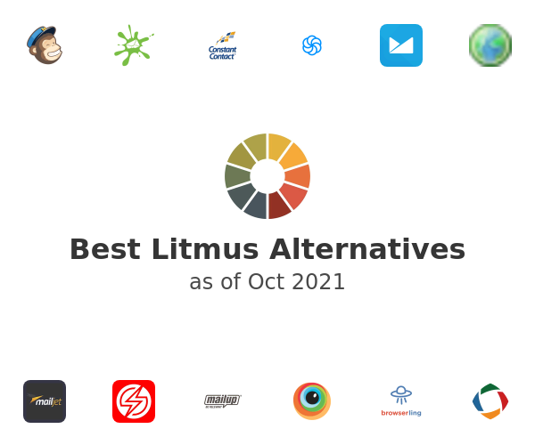 Best Litmus Alternatives