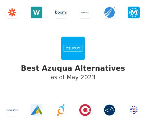 Best Azuqua Alternatives