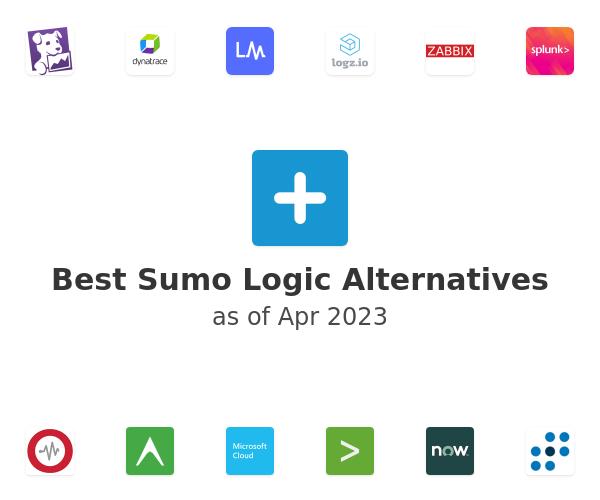 Best Sumo Logic Alternatives