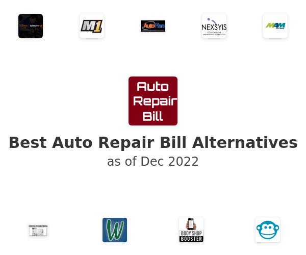 Best Auto Repair Bill Alternatives