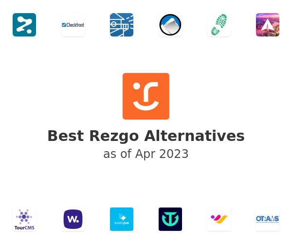 Best Rezgo Alternatives