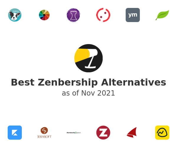 Best Zenbership Alternatives