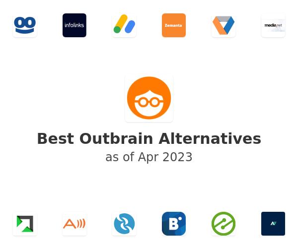Best Outbrain Alternatives