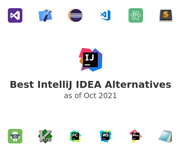 Best IntelliJ IDEA Alternatives