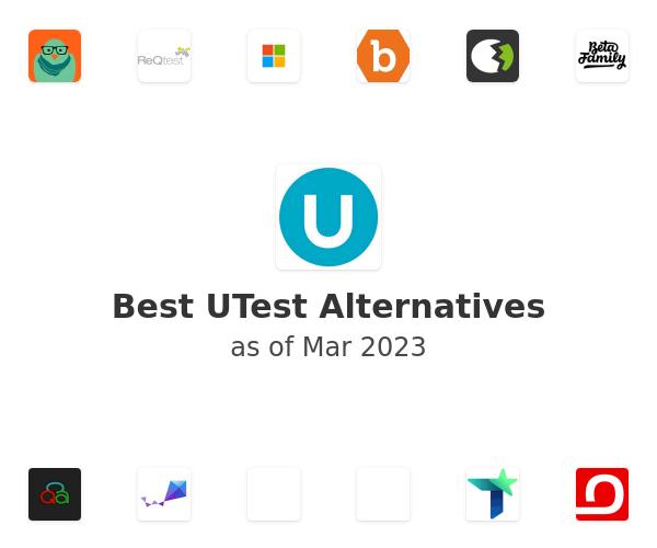 Best UTest Alternatives