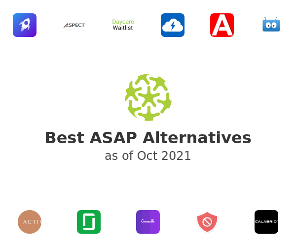 Best ASAP Alternatives