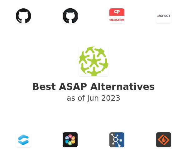 Best ASAP Alternatives