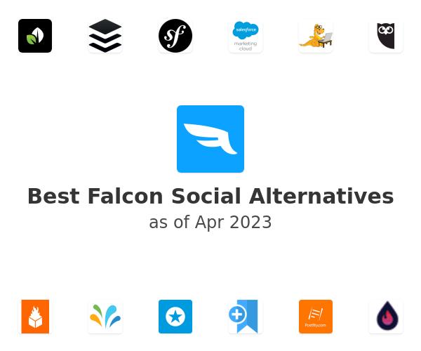Best Falcon Social Alternatives