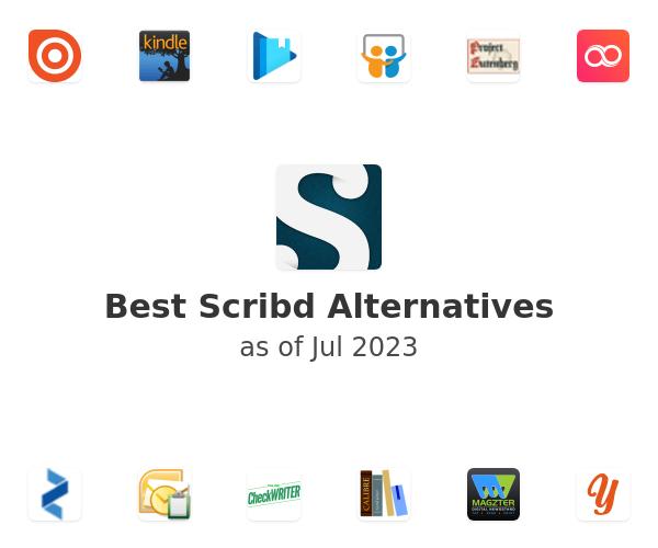 Best Scribd Alternatives