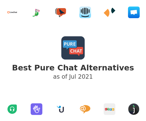 Best Pure Chat Alternatives
