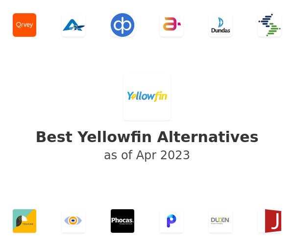 Best Yellowfin Alternatives