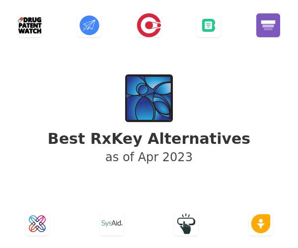 Best RxKey Alternatives