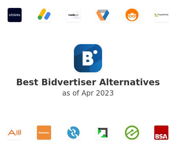 Best Bidvertiser Alternatives