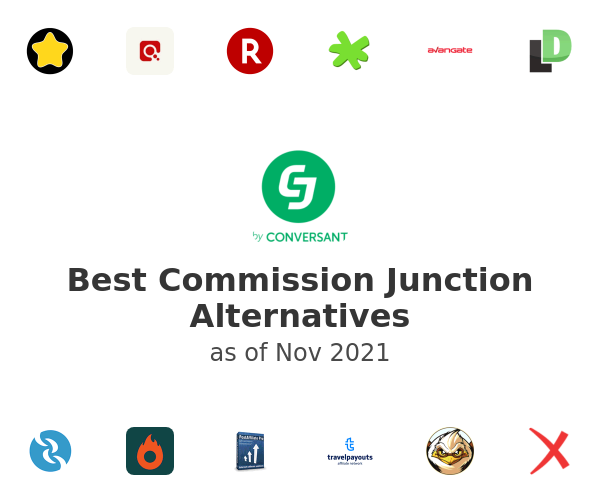 Best Commission Junction Alternatives