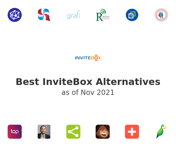 Best InviteBox Alternatives