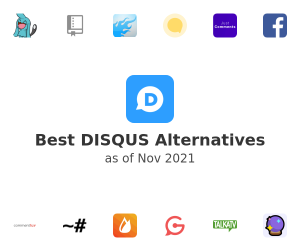 Best DISQUS Alternatives