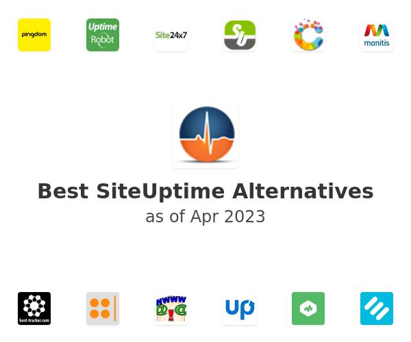 Best SiteUptime Alternatives