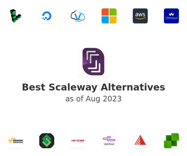 Best Scaleway Alternatives
