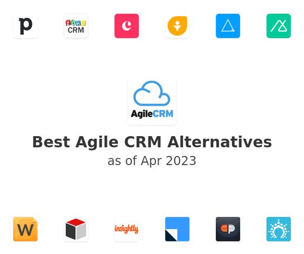 Best Agile CRM Alternatives