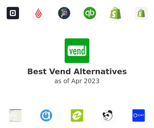 Best Vend Alternatives
