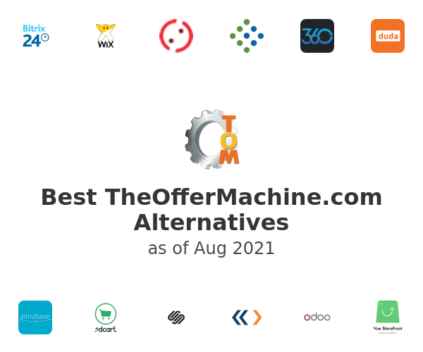 Best TheOfferMachine.com Alternatives