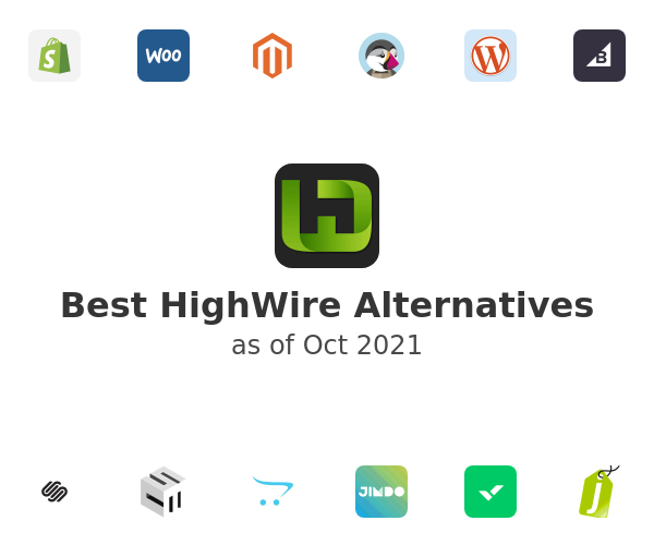 Best HighWire Alternatives