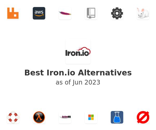 Best Iron.io Alternatives