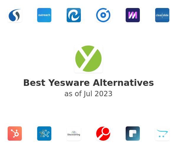 Best Yesware Alternatives