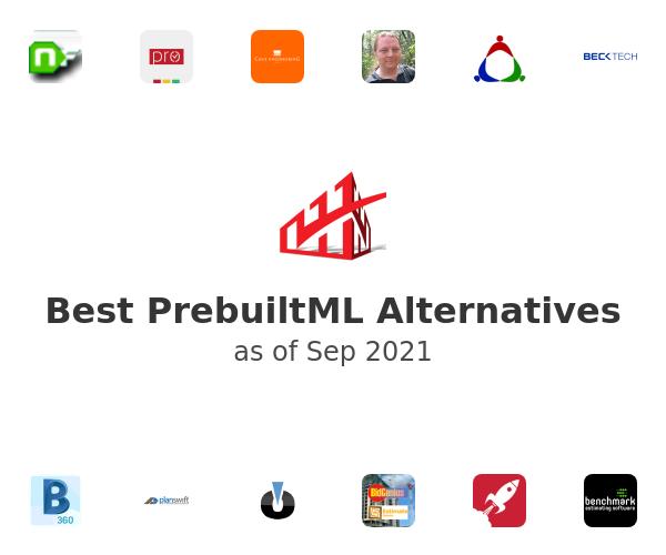 Best PrebuiltML Alternatives