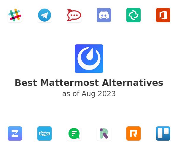 Best Mattermost Alternatives