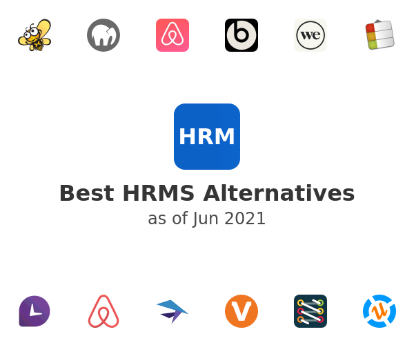 Best HRMS Alternatives