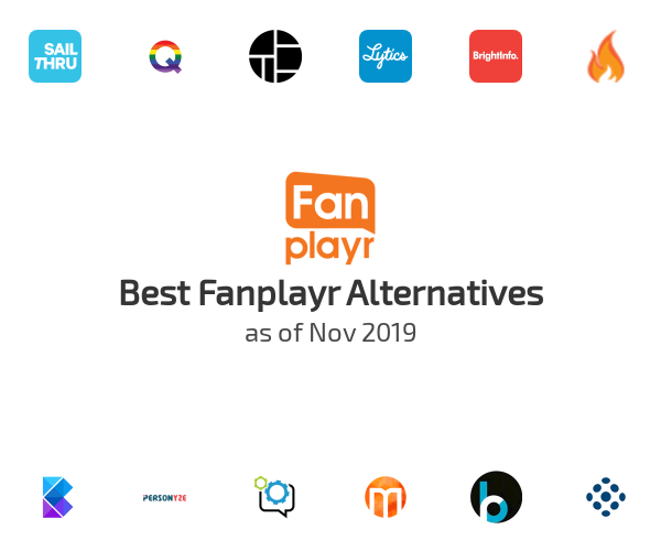 Best Fanplayr Alternatives
