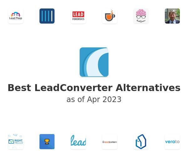 Best LeadConverter Alternatives