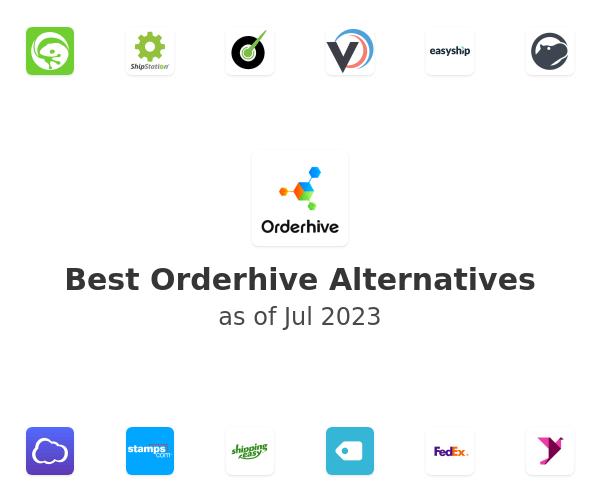 Best Orderhive Alternatives