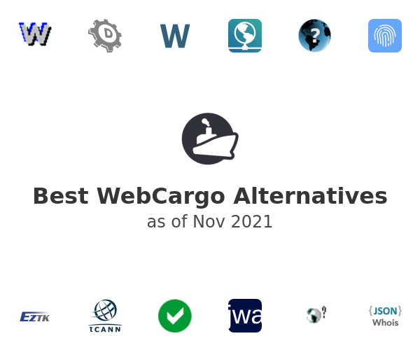Best WebCargo Alternatives