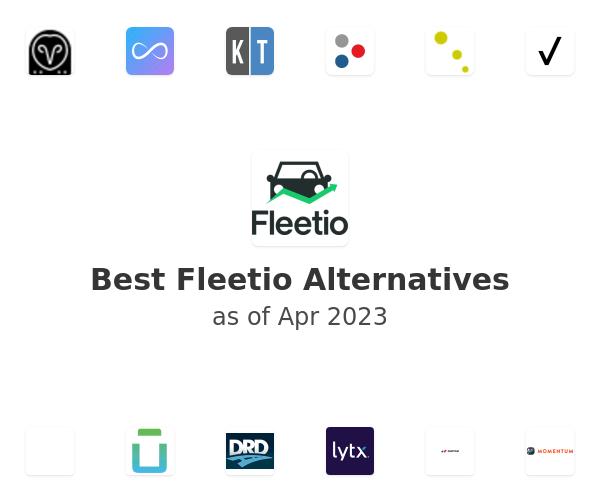 Best Fleetio Alternatives