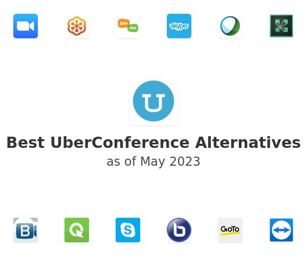 Best UberConference Alternatives