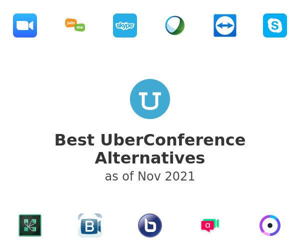 Best UberConference Alternatives