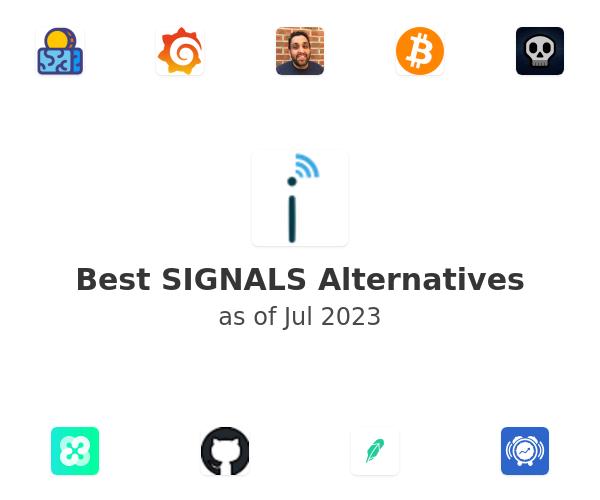 Best SIGNALS Alternatives
