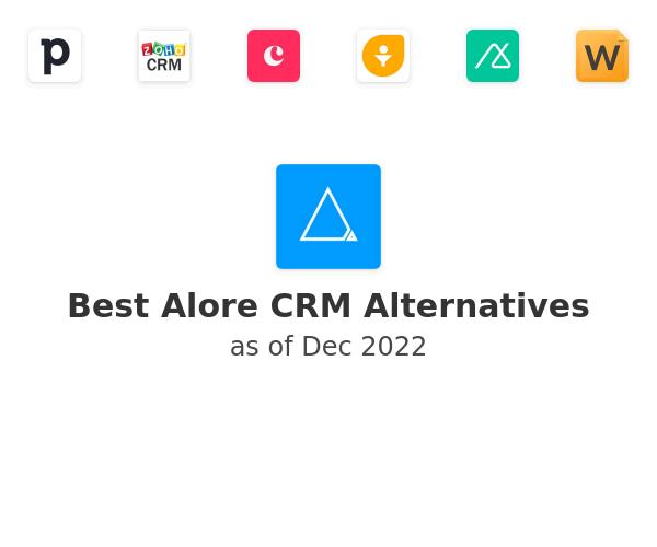 Best Alore CRM Alternatives