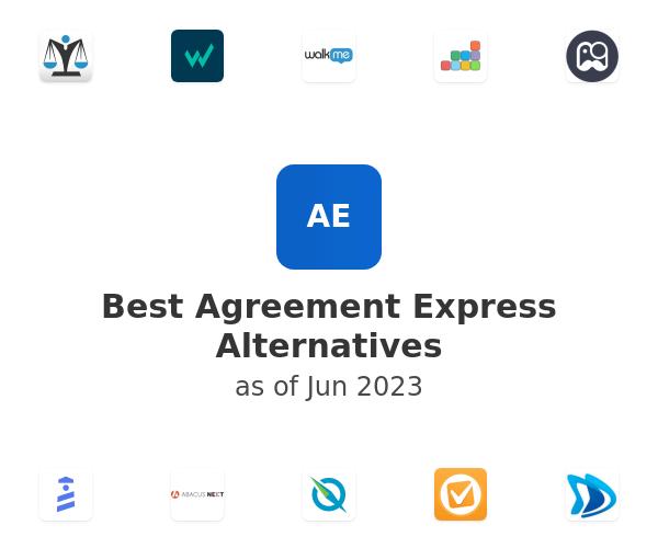 Best Agreement Express Alternatives