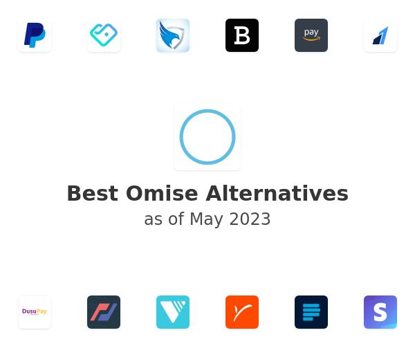Best Omise Alternatives