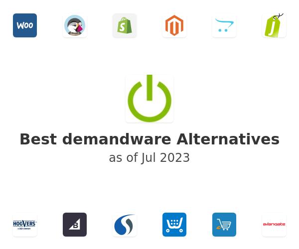 Best demandware Alternatives