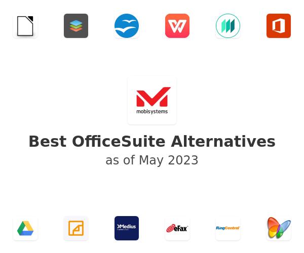 Best OfficeSuite Alternatives