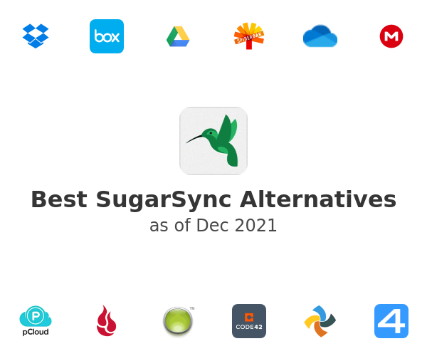 Best SugarSync Alternatives