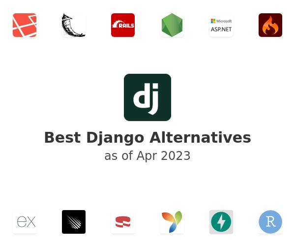 Best Django Alternatives